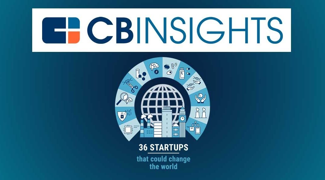 CB Insights – Game Changing Startups 2020