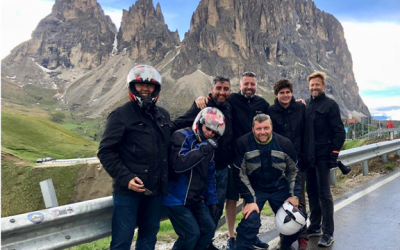 On the Winding Road through the Dolomites, Detroit, and DC
