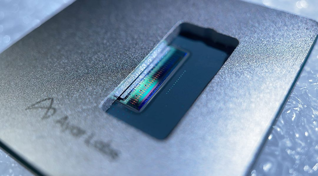 Ayar Labs Demonstrates Industry's First Terabit Optical Link for Co-Packaged Optics and Chip-to-Chip Connectivity